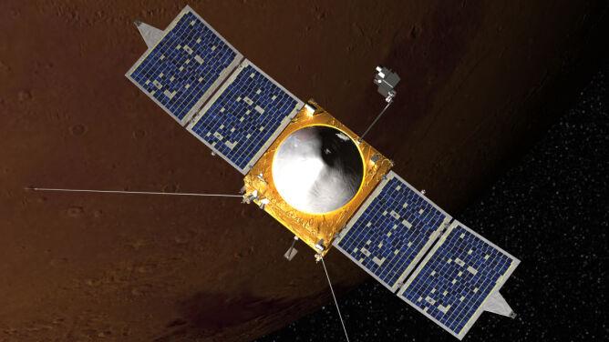 Poleci badać klimat Marsa
