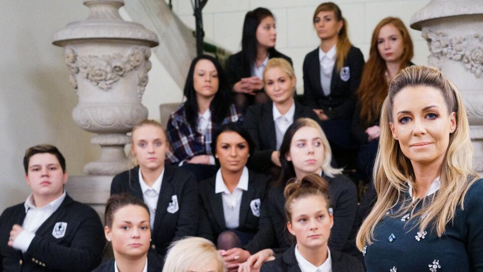 Odcinek 1 Sezon I Poznajcie Kandydatki Na Damy Projekt Lady