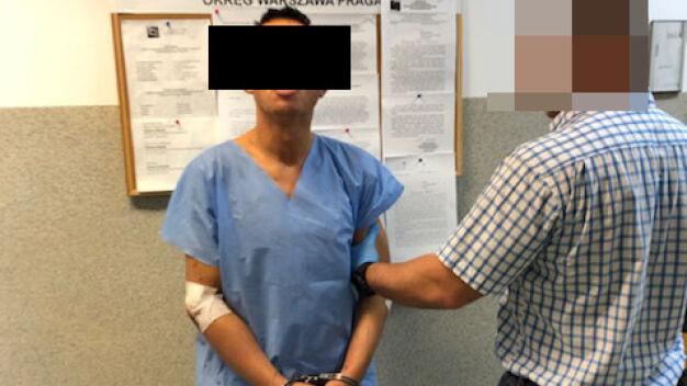 """""""Poniżał ją, bił po twarzy, raził paralizatorem"""". 35-latek w areszcie"""