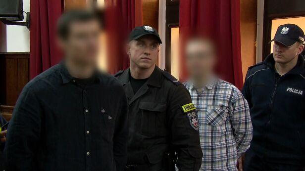 Proces w sprawie poczwórnego zabójstwa TVN24