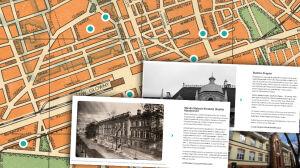 Tu warszawiacy ukrywali Żydów. Zobacz mapy z 1941 i 2015 roku
