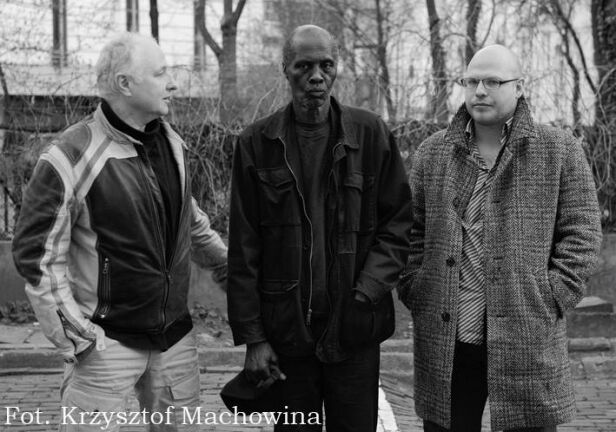 Charlesa Gayle Trio mat. organizatora