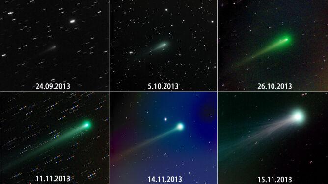 """""""Kometa stulecia"""" jaśnieje. Z każdym tygodniem widać ją lepiej"""
