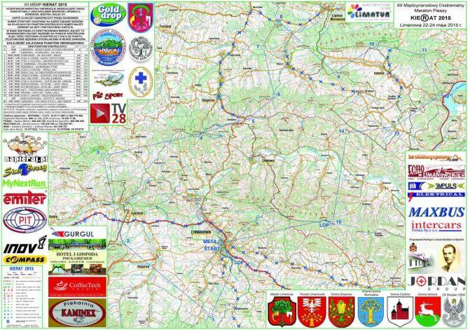 Mapa Kieratu 2015