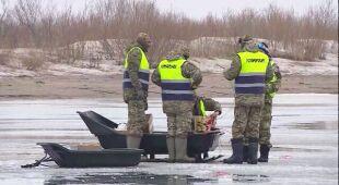Wybuchy na rzece Siaś w Rosji